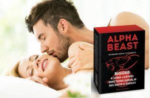Alpha Beast  – gocce per potenziare le prestazioni sessuali e migliorare le dimensioni!