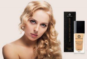 Pure Foundation – Fondotinta completamente naturale con formula leggera per una pelle più bella!